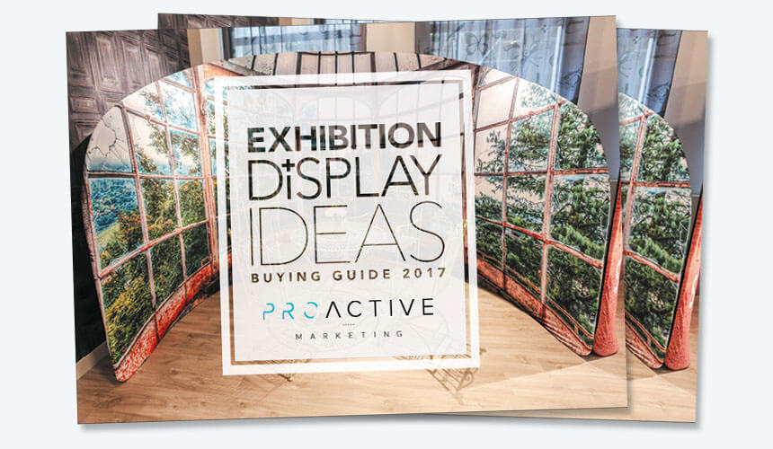Fabric Exhibition Stands now available
