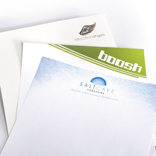 Bournemouth printing company - Corporate Stationery, Letterhead printing in Bournemouth